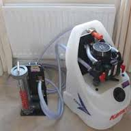 Central heating power flush London