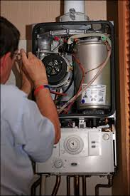 Worcester Bosch boiler service London